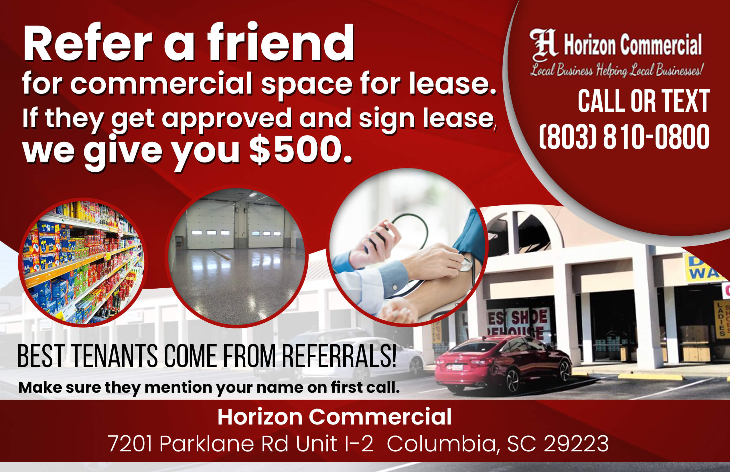 Tenant Referral Offer